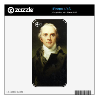 Samuel Lysons (1763-1819) 1799 (oil on canvas) Skins For iPhone 4S