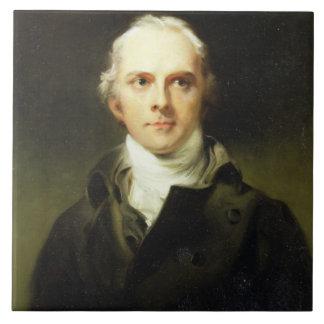 Samuel Lysons (1763-1819) 1799 (oil on canvas) Tile