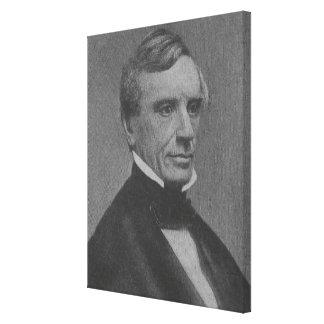 Samuel Morse Canvas Print