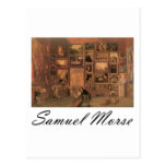 Samuel Morse Gallery of the Louvre Postcards