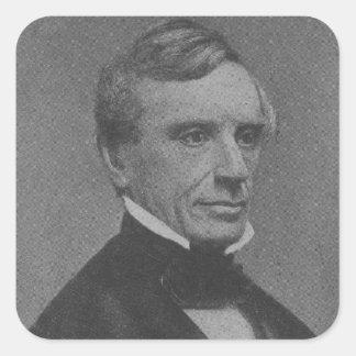 Samuel Morse Square Sticker