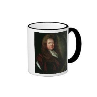 Samuel Pepys 2 Ringer Coffee Mug