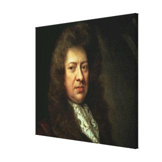 Samuel Pepys Impresión En Lona