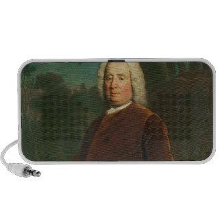 Samuel Richardson 1747 Travel Speakers