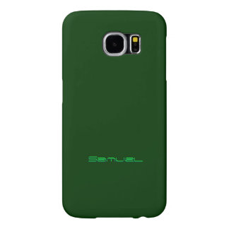 Samuel Samsung Galaxy case in Green