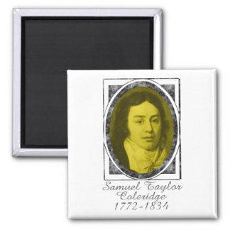 Samuel Taylor Coleridge Magnet