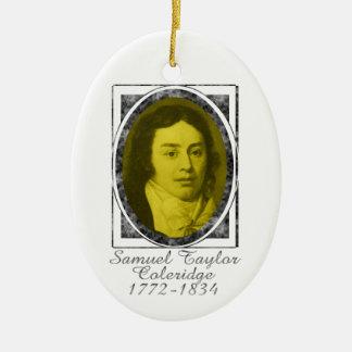 Samuel Taylor Coleridge Ornament