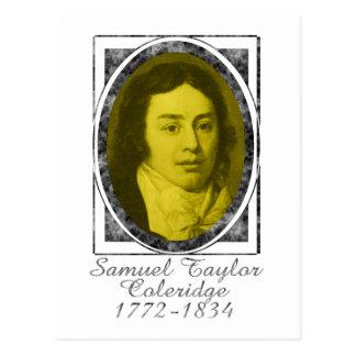 Samuel Taylor Coleridge Postales