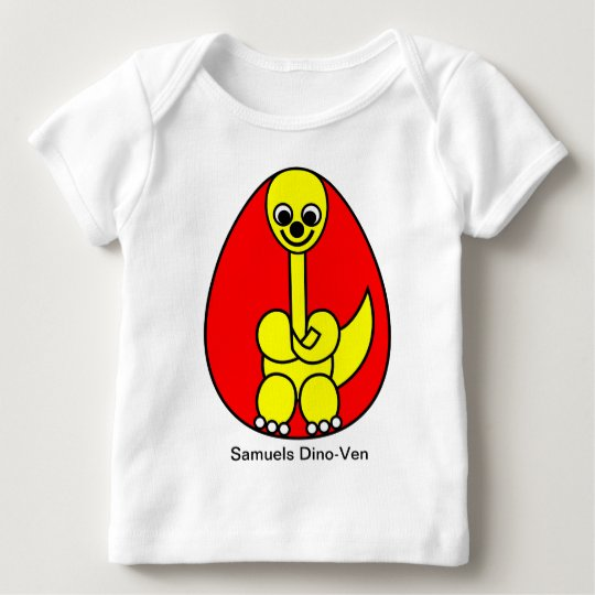 Samuels-Dino-Ven - What are you waiting for? Baby T-Shirt