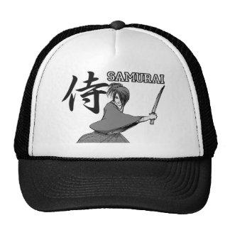 SAMURAI 01 TRUCKER HAT