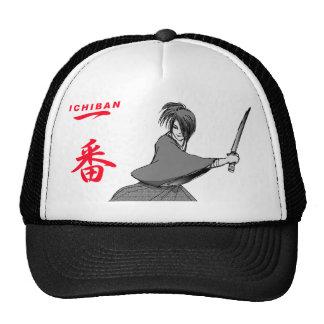 SAMURAI 01a Trucker Hat