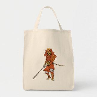 Samurai 2 ~ Ninjas Martial Arts Warrior Fantasy Canvas Bags