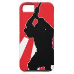 Samurai 3 iPhone 5 Case-Mate funda