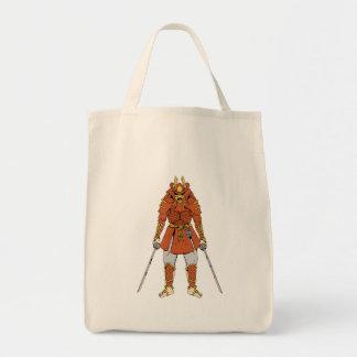 Samurai 3 ~ Ninjas Martial Arts Warrior Fantasy Tote Bag