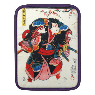 Samurai Actor 1848 Sleeves For iPads