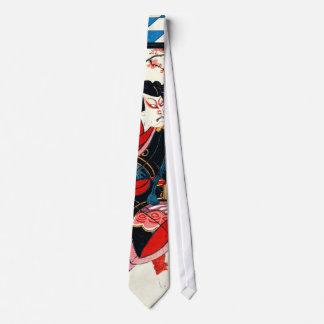 Samurai Actor 1848 Neck Tie