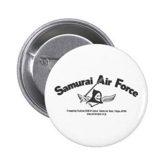 Samurai Air Force Button