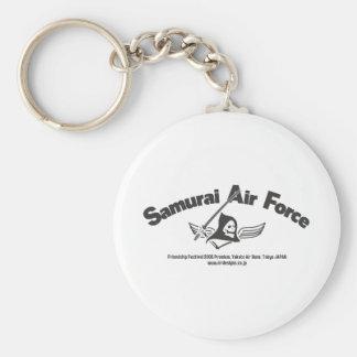 Samurai Air Force Key Chain