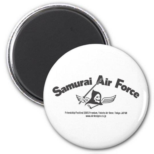 Samurai Air Force Magnet