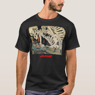 Samurai and Skeleton c. 1800's Shirt