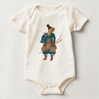 Samurai Archer Body Para Bebé