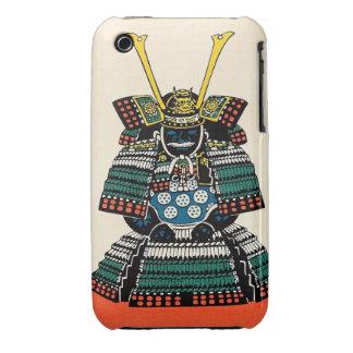 Samurai Armor Ō-yoroi japanese classic art tattoo iPhone 3 Case