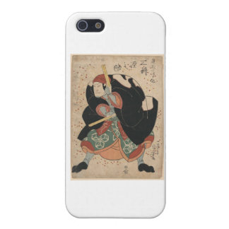 Samurai Art of Japan circa 1800s Covers For iPhone 5