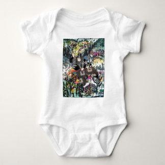 SAMURAI BABY BODYSUIT