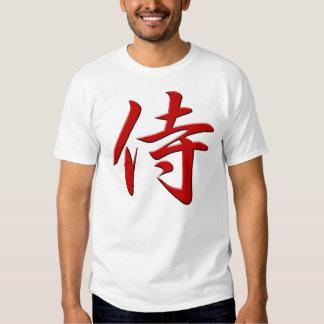 SAMURAI back:PRAY FOR JAPAN reconstruction T-shirt