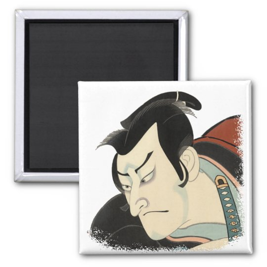 Samurai - Bold Magnet
