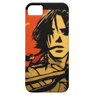Samurai boy (サムライボーイ) iPhone SE/5/5s case