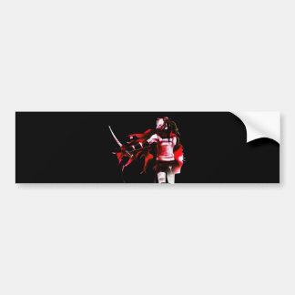 Samurai Bumper Stickers