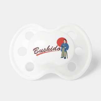 Samurai Bushido BooginHead Pacifier