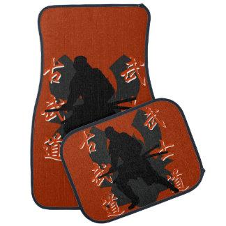 Samurai Car Mat