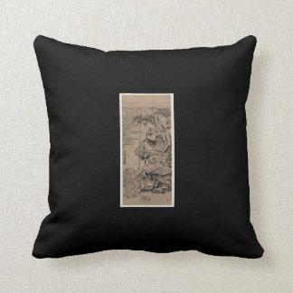 Samurai circa 1700s cojines