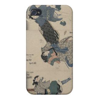 Samurai circa 1800s iPhone 4/4S case