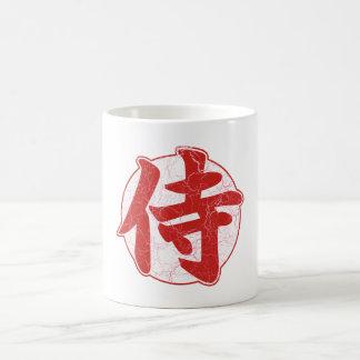 Samurai Coffee Mugs