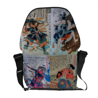 Samurai Collection Commuter Bags