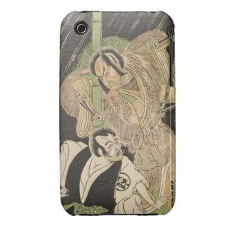 Samurai costumed actors iPhone 3 covers
