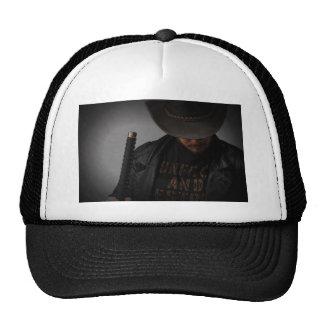 Samurai Cowboy by Me Trucker Hat