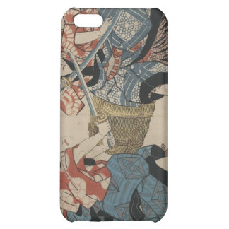 Samurai Crossing Swords circa 1825 iPhone 5C Covers