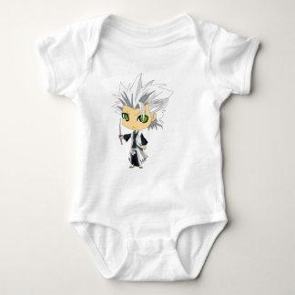 Samurai de Chibi T-shirt
