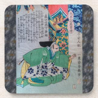 Samurai de Japón feudal II Posavaso