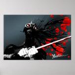 Samurai de Manga Impresiones