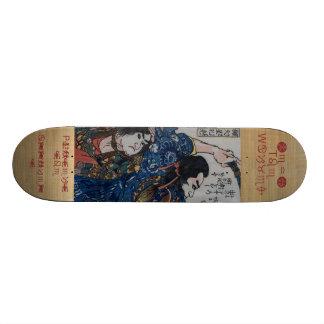 Samurai Defender Skateboard