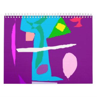 Samurai del trabajo del alcohol del Sward de la Calendarios