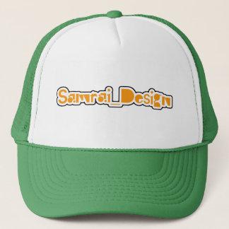 """""""Samurai_Design"""" cap"""