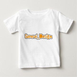 """Samurai_design"" logo baby jersey Baby T-Shirt"