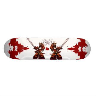 Samurai doble patines