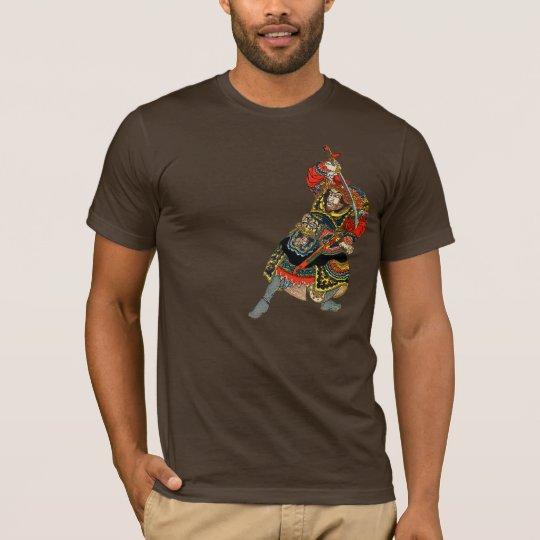 Samurai Drawing His Sword T-Shirt
